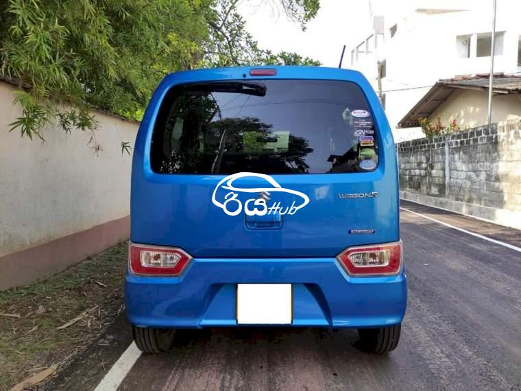 Suzuki Wagon R Fx 2017 Car, riyahub.lk