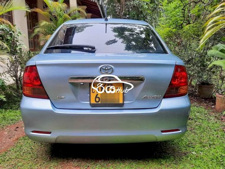 Toyota Allion 2003 Car, riyahub.lk