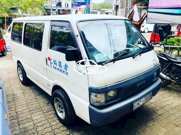 Mazda Bongo 2004 Van, riyahub.lk