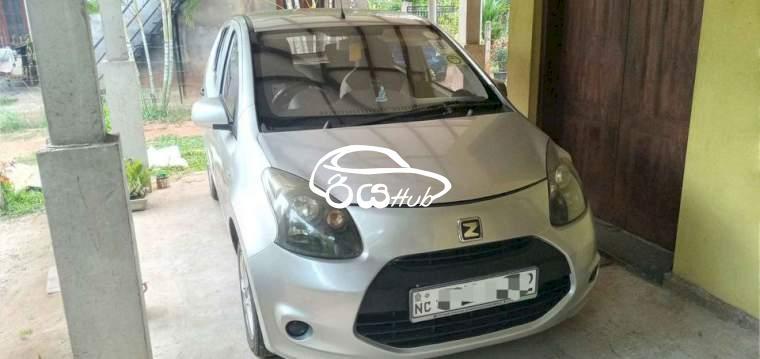 Zotye Z100 2016 Car, riyahub.lk