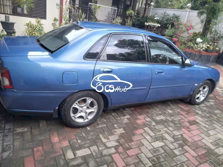 Proton Waja 2000 Car, riyahub.lk