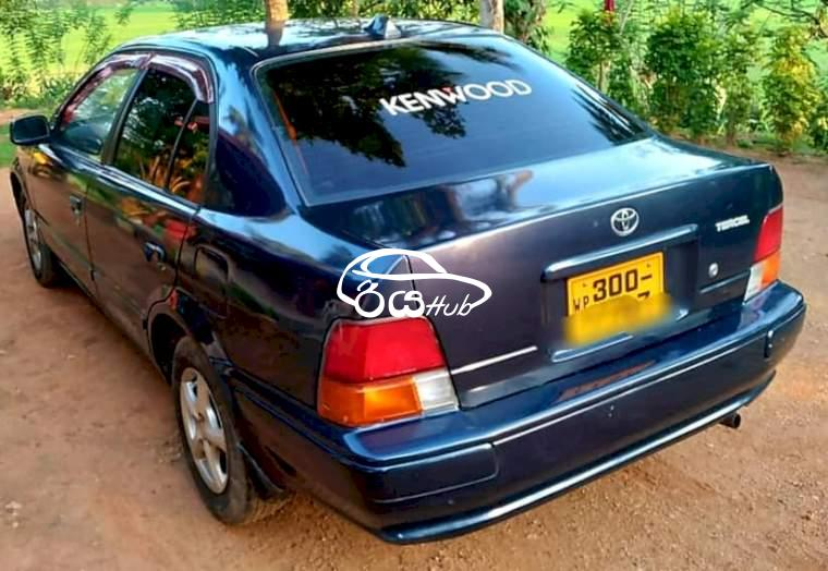 Toyota Trecel 1998 Car, riyahub.lk