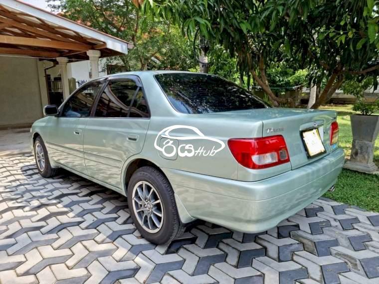 Toyota Carina Ti 2000 Car, riyahub.lk