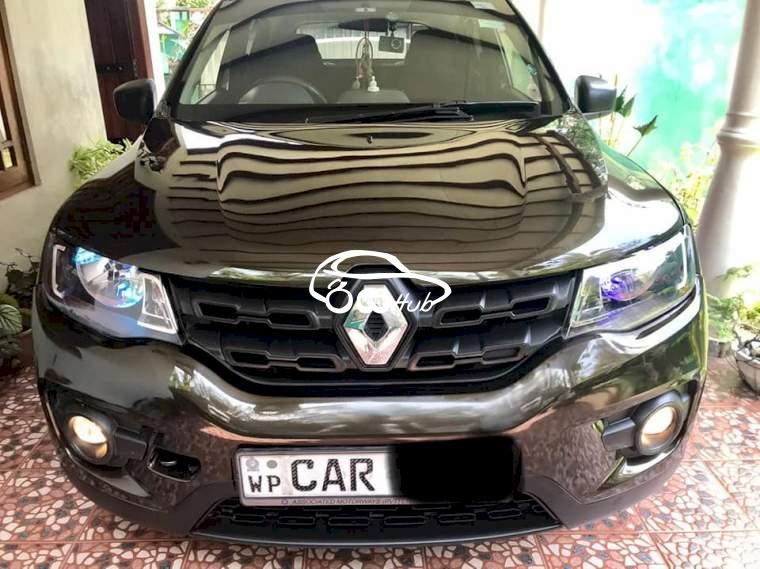 Renault KWID 2016 Car, riyahub.lk