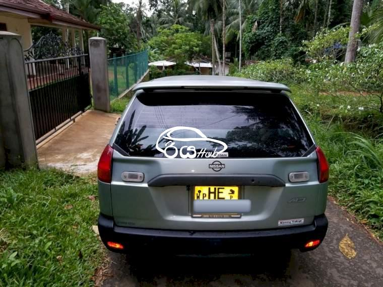 Nissan AD wagon 2000 Car, riyahub.lk
