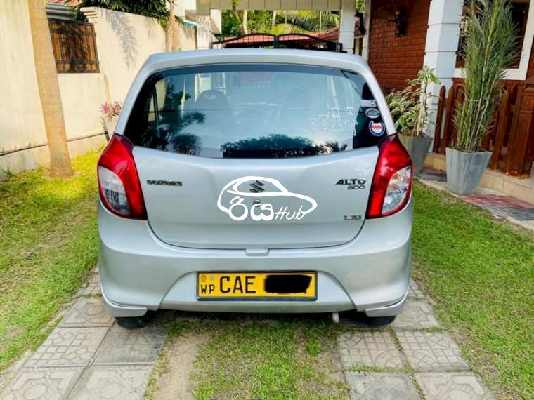Suzuki Alto 2014 Car, riyahub.lk