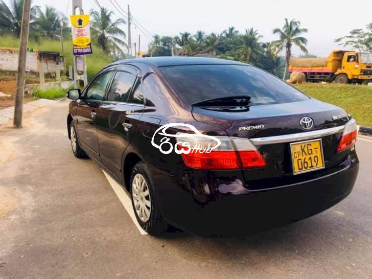 Toyota Primio 2007 Car, riyahub.lk