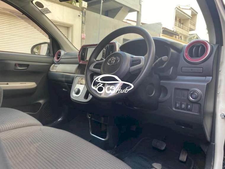 Toyota PASSO 2017 Car, riyahub.lk