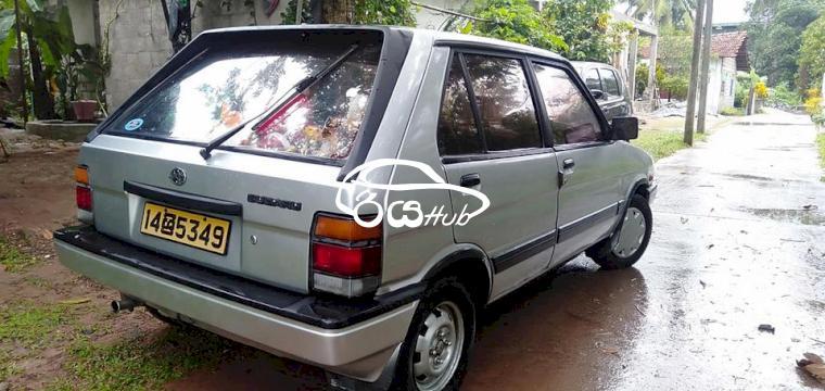 Subaru J10 ( Japan) 1986 Car, riyahub.lk
