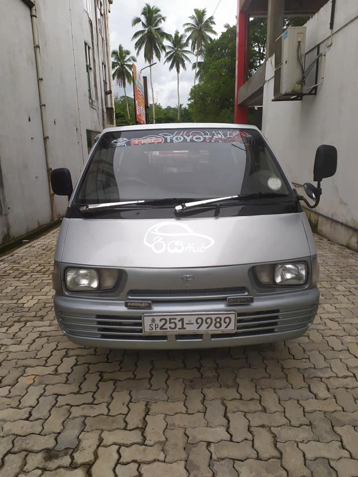 Toyota Towance 1993 Van, riyahub.lk