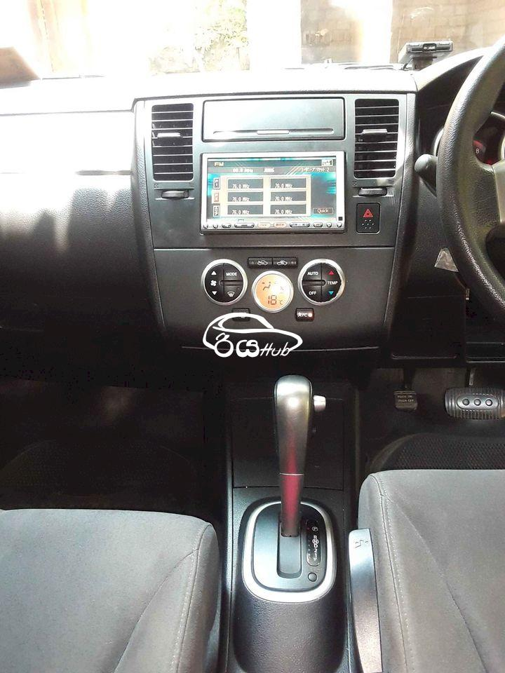 Nissan Tiida Latio 2007 Car, riyahub.lk