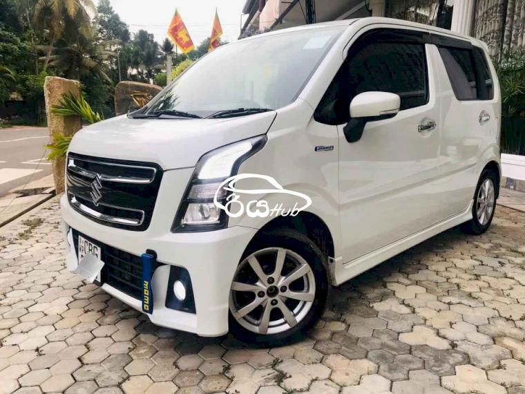 Suzuki Wagon R Stingray 2018 Car, riyahub.lk
