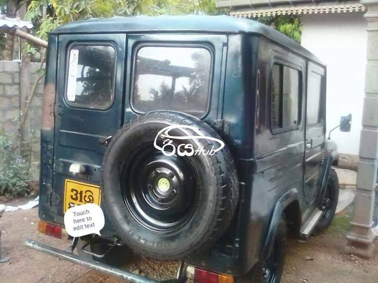 Jeep CJ 1982 SUV / Jeep, riyahub.lk