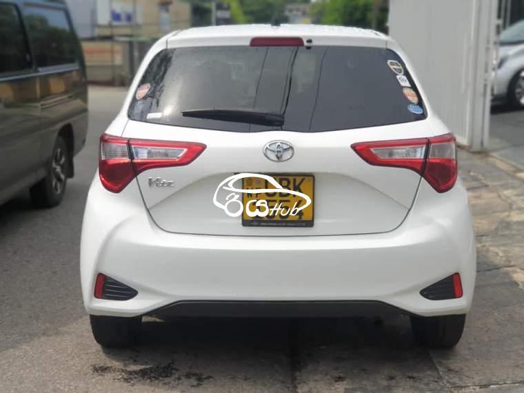 Toyota Vitz Safety Edition 2017 Car, riyahub.lk