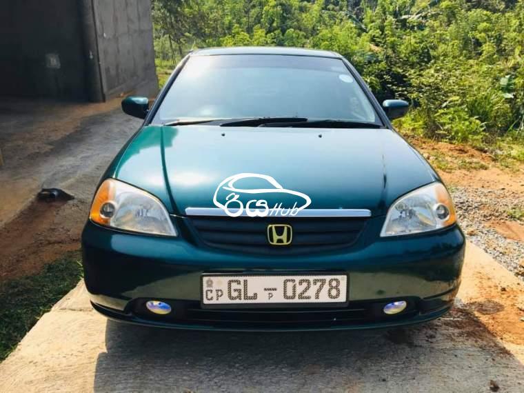 Honda Civic 2001 Car, riyahub.lk