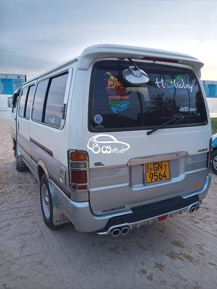 Toyota LH 113 1996 Van, riyahub.lk