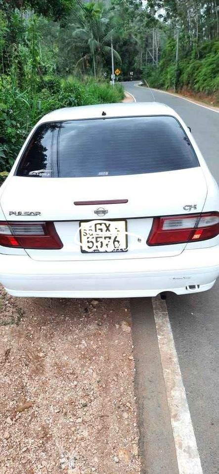 Nissan Pulsar GX 2000 Car, riyahub.lk