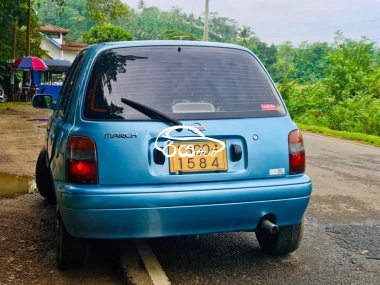 Nissan March 1996 Car, riyahub.lk