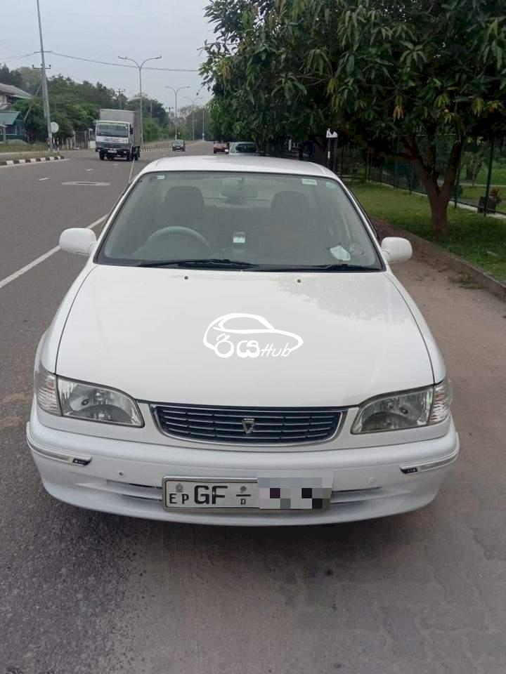 Toyota Corolla 110 1997 Car, riyahub.lk