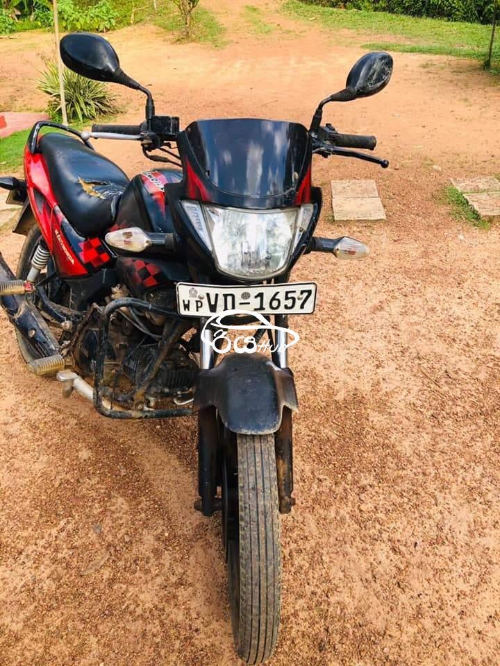 Hero Honda Glamaur 2009 Motorcycle, riyahub.lk