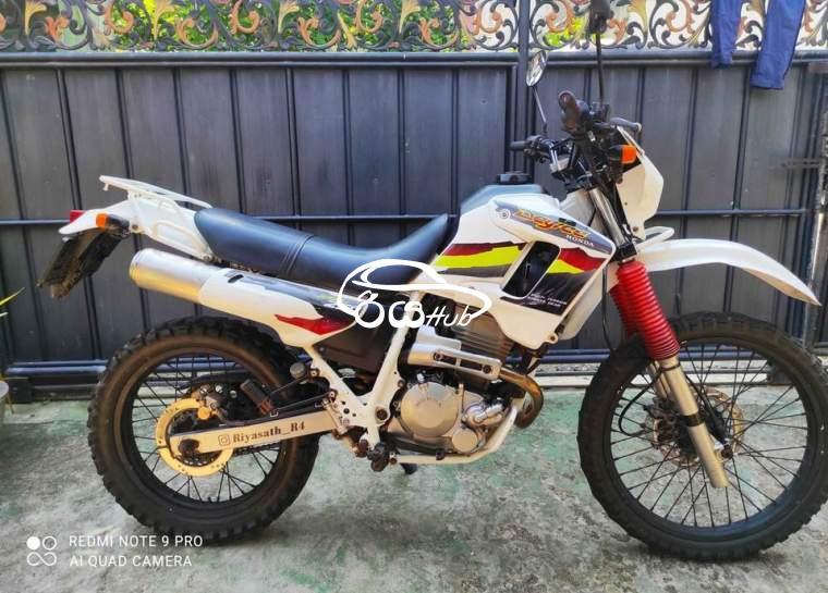 Honda XL Degree 250 2009 Motorcycle, riyahub.lk