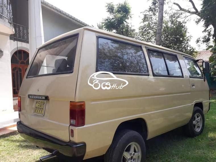 Mitsubishi L300 1984 Van, riyahub.lk