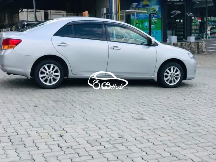 Toyota Allion 260 2007 Car, riyahub.lk