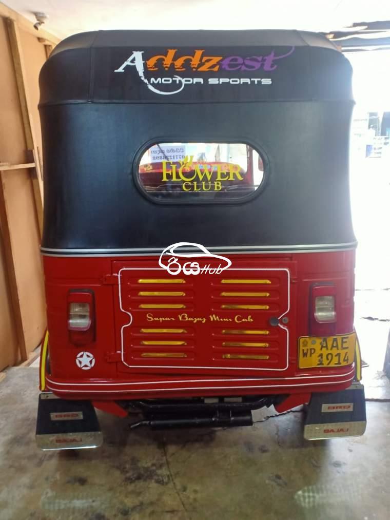 Bajaj Re205 2013 , riyahub.lk