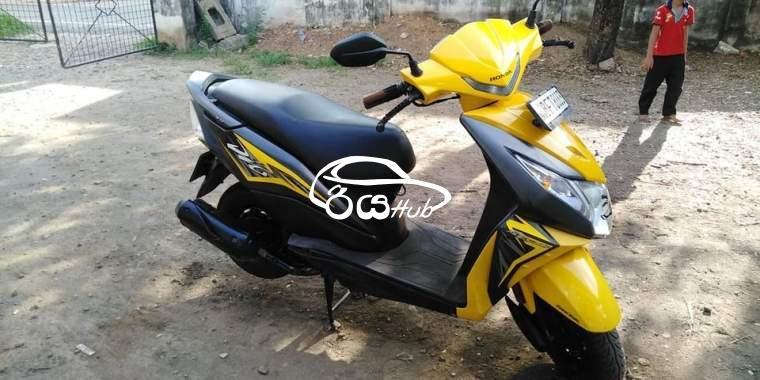 Honda Dio 2017 Motorcycle, riyahub.lk
