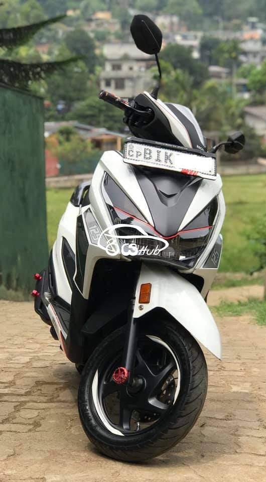 Honda Grazia 2019 Motorcycle, riyahub.lk