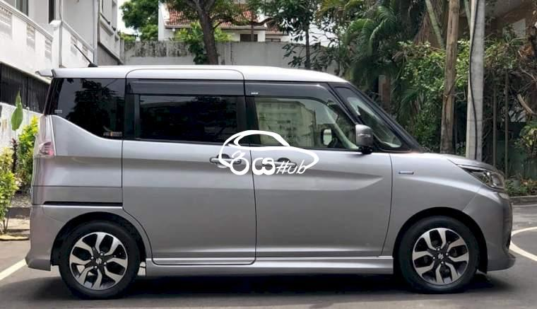 Suzuki Bandit Solio 2015 Car, riyahub.lk
