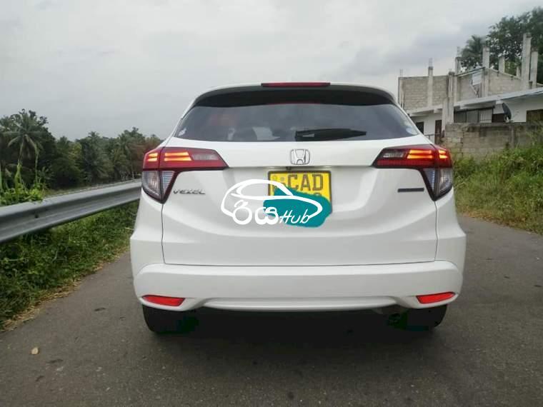 Honda Vezel 2014 SUV, riyahub.lk