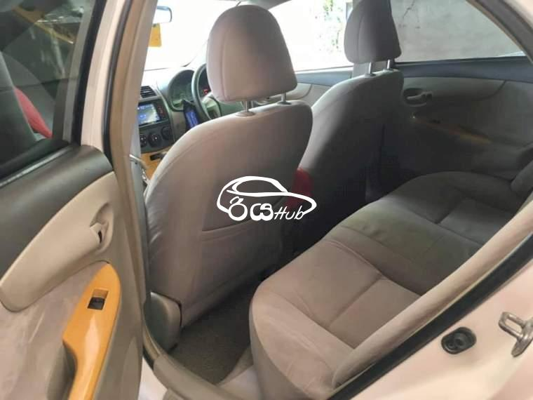 Toyota Axio 2007 Car, riyahub.lk