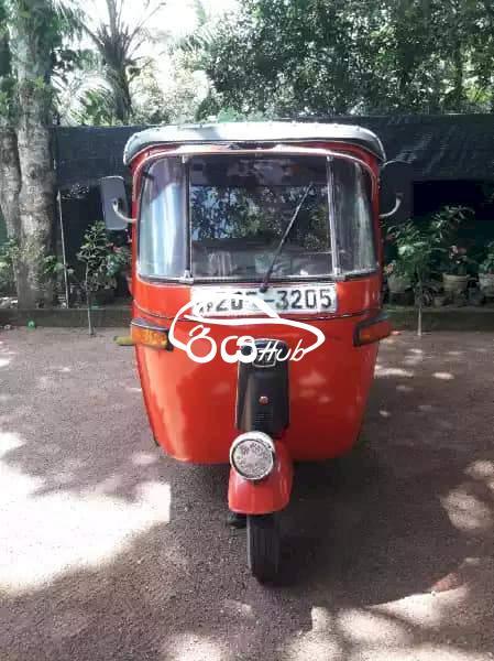 Bajaj 2 Stroke 1998 Three Wheel, riyahub.lk