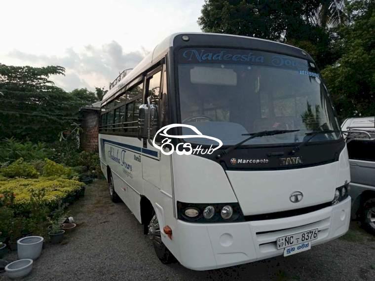Tata Marcopolo 2016 Bus, riyahub.lk