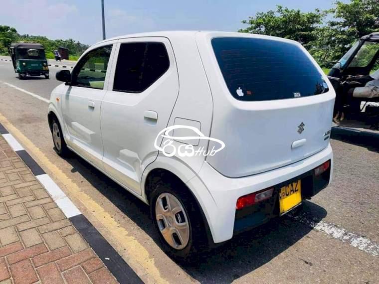 Suzuki Alto Japan Safety 2017 Car, riyahub.lk