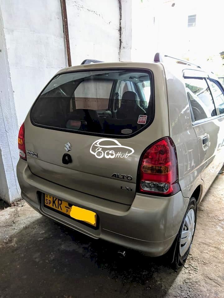 Suzuki Alto 2011 Car, riyahub.lk
