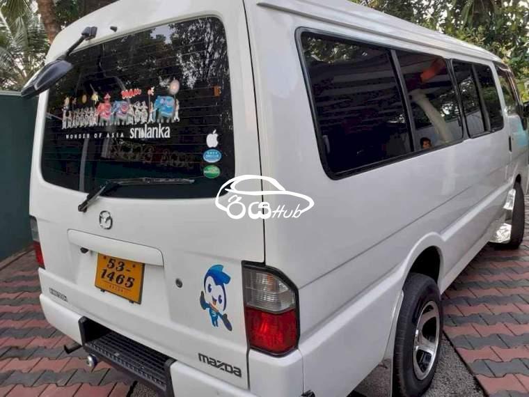 Mazda Brawny (Diga) 1992 Van, riyahub.lk