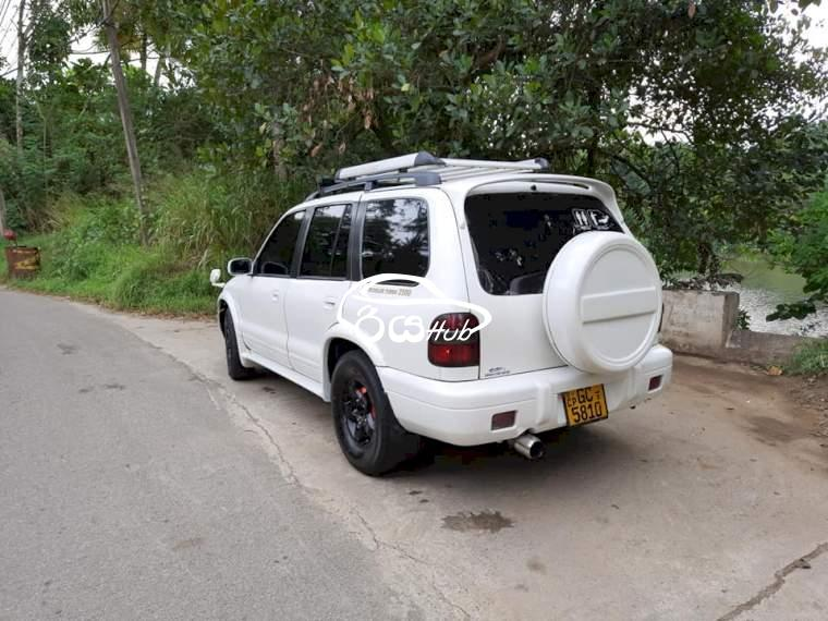 Kia Sportage 2000 SUV / Jeep, riyahub.lk