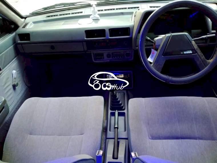 Nissan Sunny HB11 1984 Car, riyahub.lk