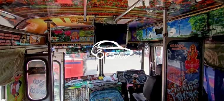 Ashok Leyland Hino Power 2008 Bus, riyahub.lk