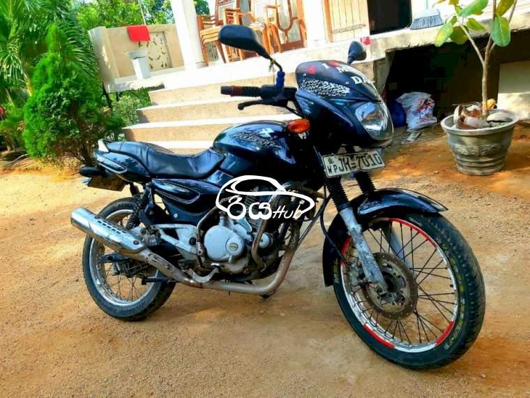 Bajaj Pulsar 180 2005 Motorcycle, riyahub.lk