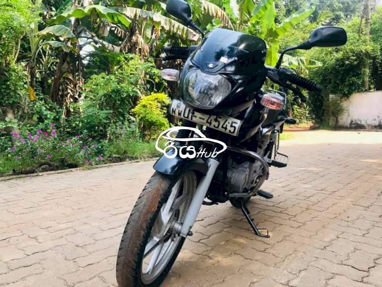 Bajaj Pulser 2010 Motorcycle, riyahub.lk