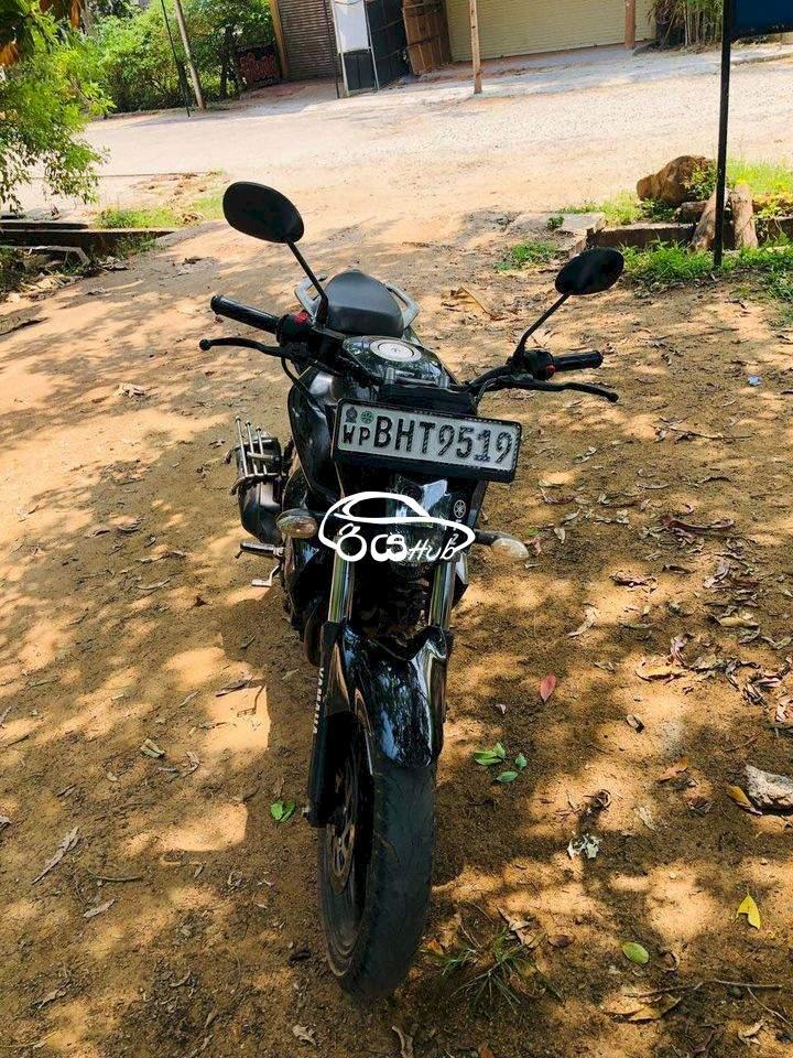 Yamaha BHT V2 2019 Motorcycle, riyahub.lk