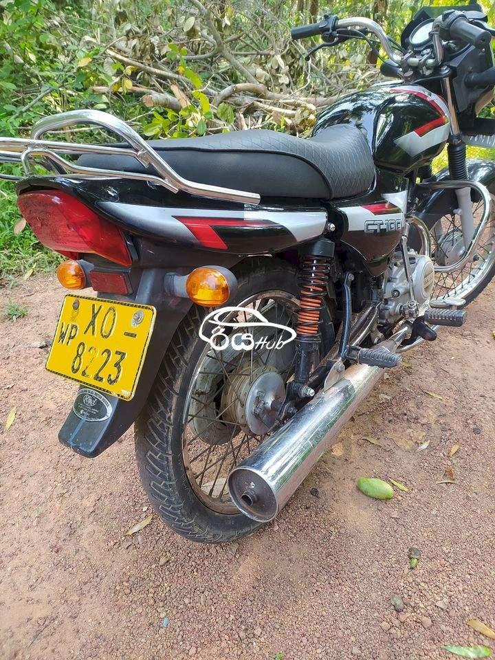 Bajaj CT 100 2007 Motorcycle, riyahub.lk