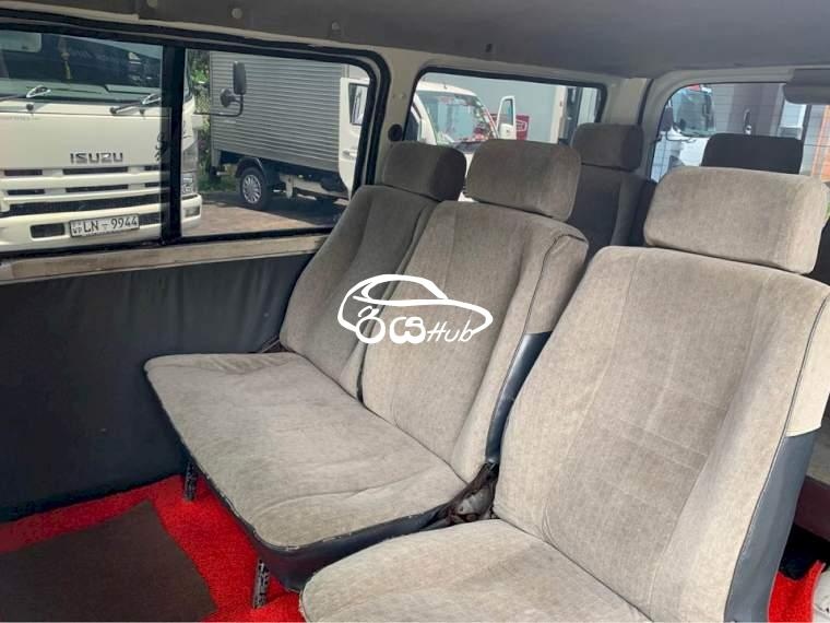Nissan Vanette 2001 Van, riyahub.lk