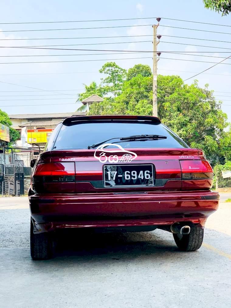 Toyota Sprinter 1987 Car, riyahub.lk