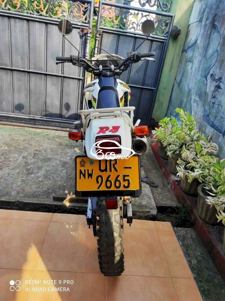 Honda XL Degree 250 2004 Motorcycle, riyahub.lk