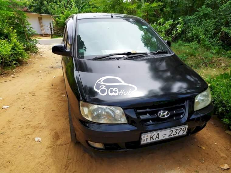 Hyundai Matrix 2002 Car, riyahub.lk
