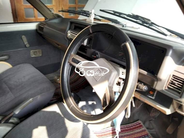 Toyota Corolla DX Wagon 1985 Car, riyahub.lk